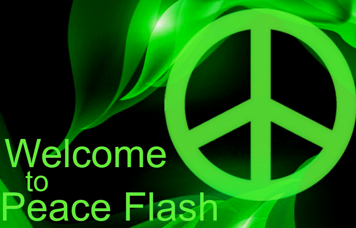Welcome to Peace Flash